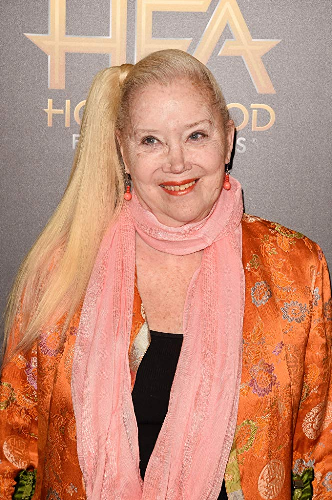Episode 34 – Sally Kirkland
